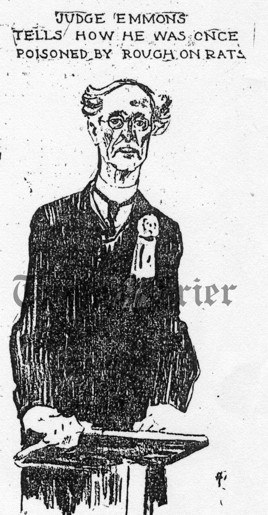Judge William H.H. Emmons