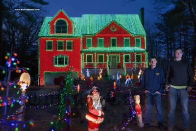 House With Christmas Lights.Lights Christmas Action News Homenewshere Com