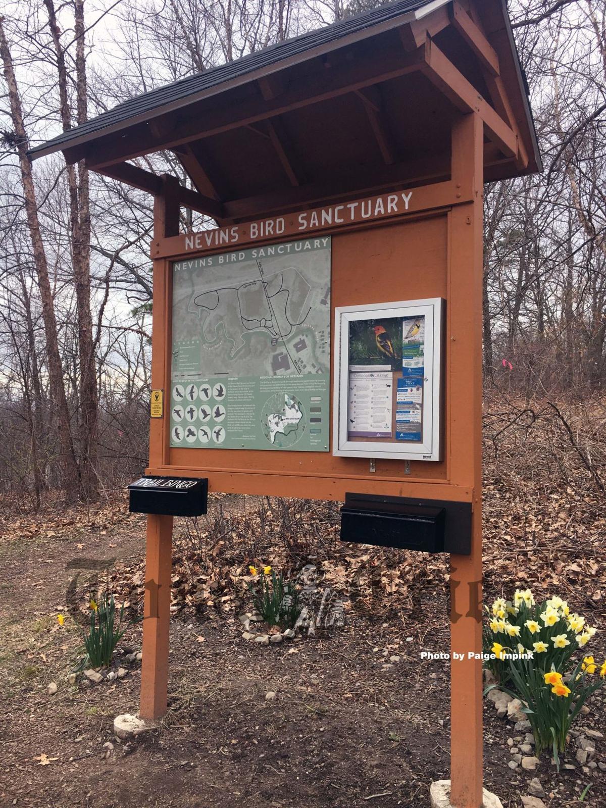 Nevins Bird Sanctuary