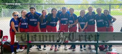 The Tewksbury 12U Softball team is off to a red-hot start