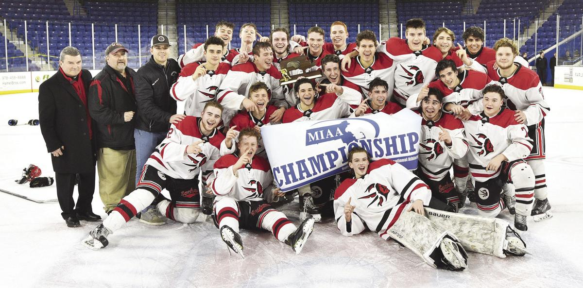 Winchester hockey Stanley Cup photo