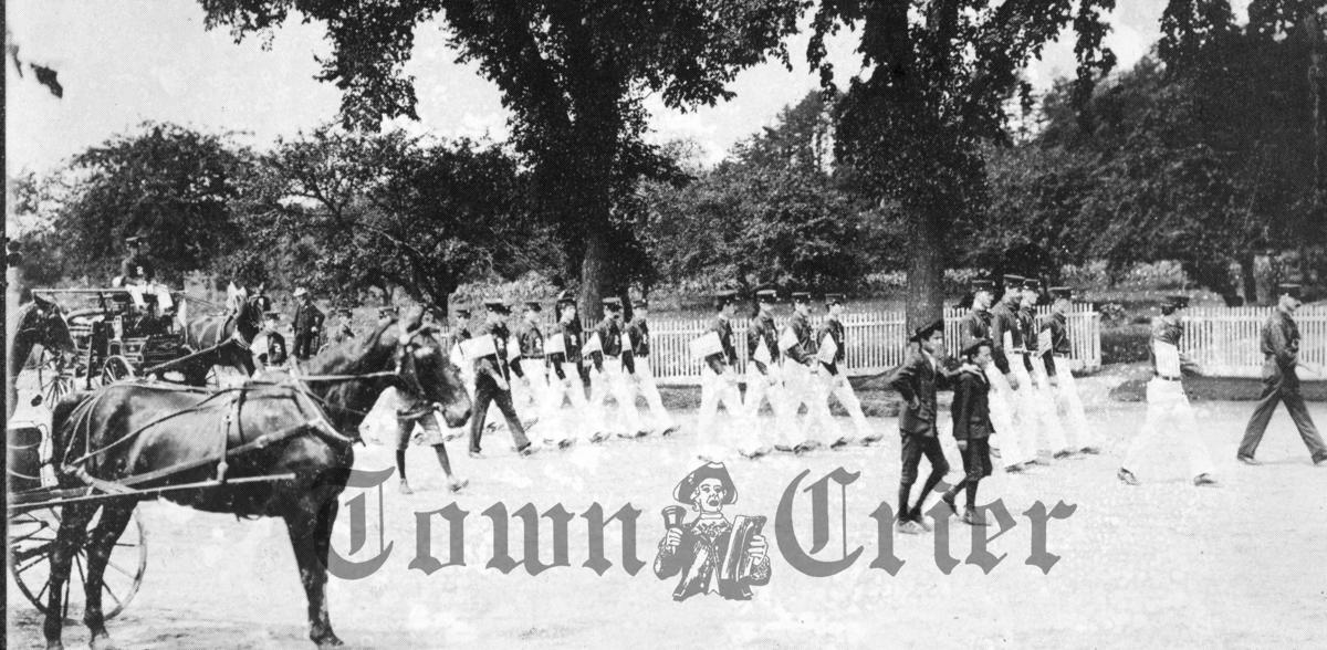 Old Home Week parade of 1904