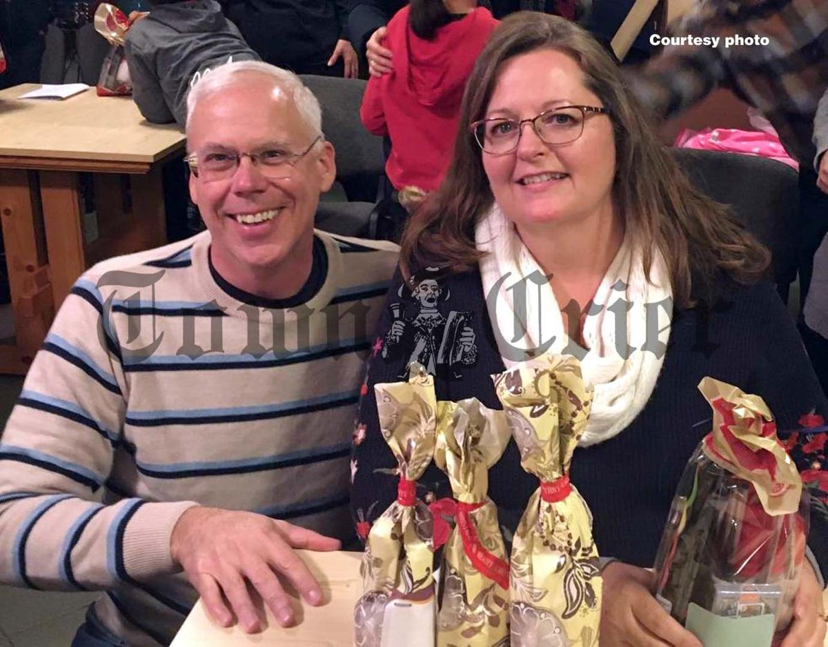 Bob and Melissa Butler in Hungary