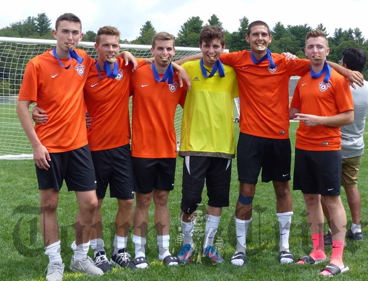 Seven Wilmington residents help two soccer teams win big