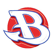 Burlington athletic logo