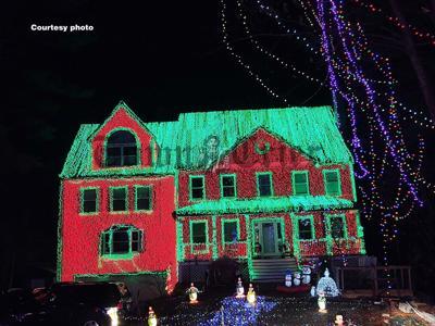 The Fiore home in Wilmington