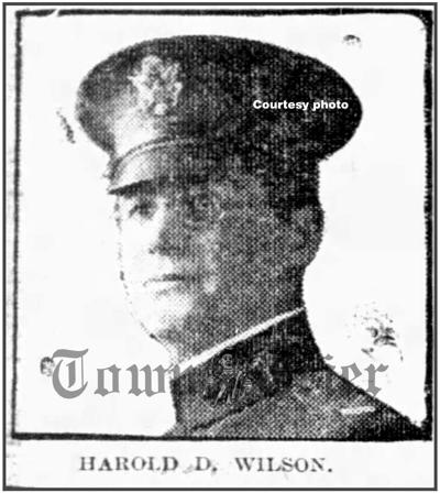 Harold Wilson, Clipping from The Boston Globe - Newspapers.com