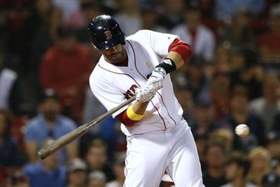 Red Sox Martinez Baseball