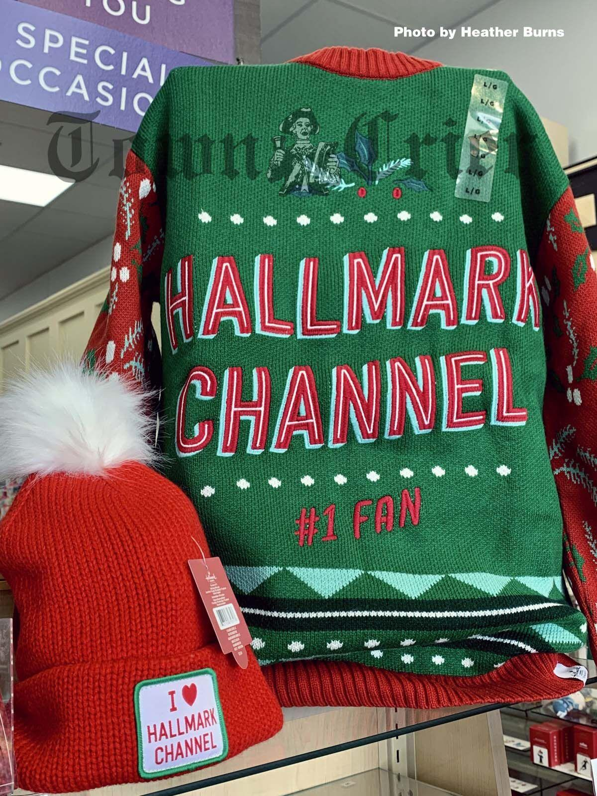 Hallmark's Christmas movies has sparked a line of fan merchandise