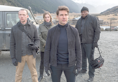 """Mission: Impossible - Fallout"""