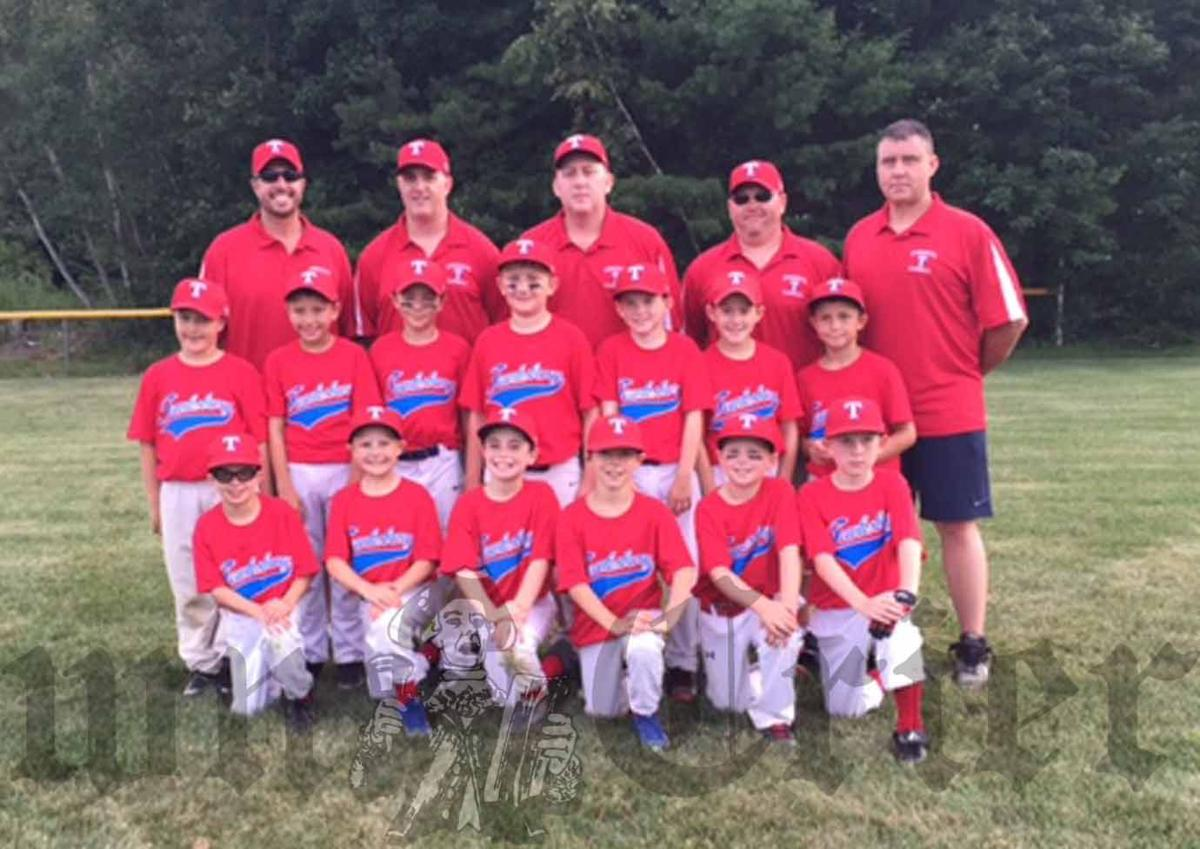 three tewksbury baseball teams compete in soucy tournament