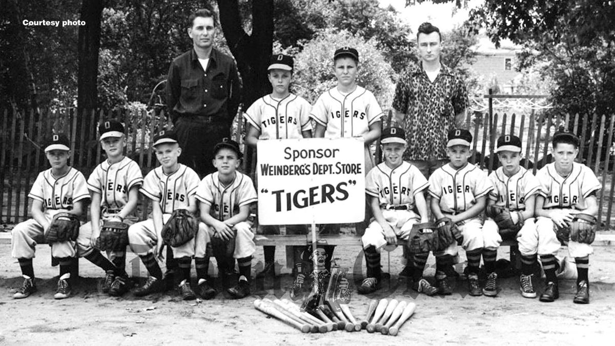 1953 Tigers of the Major League Division of WilmingtonLittle League