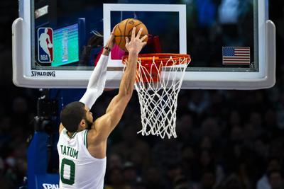 Celtics Mavericks Basketball