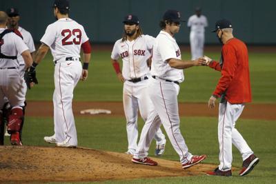 Braves Red Sox Baseball