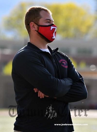 Anthony Pontes —  new TMHS VarsityBoys Lacrosse Coach