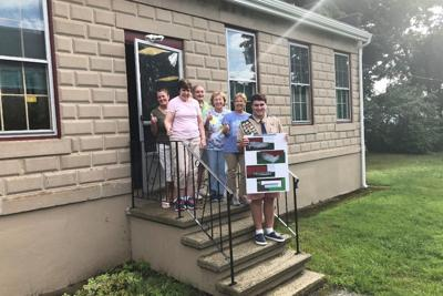 Eagle Scout project helps Stoneham Historical Society and the handicapped