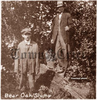 Henry Wilson Sargent and his uncle, John Henry Buck