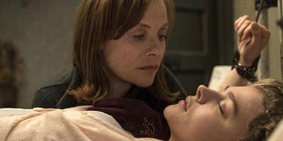 Huppert adds class to stalker thriller 'Greta'