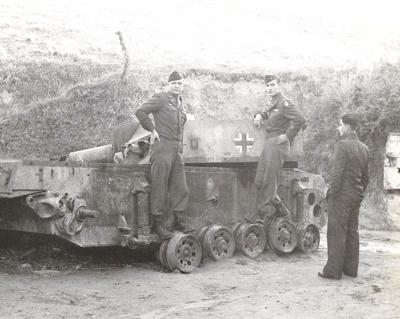 Fighting With the Japanese-American Army in Italy