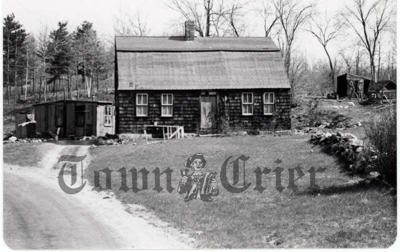 The Tweed-Manning house on Ballardvale Street