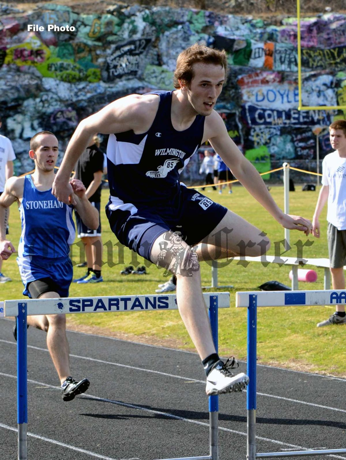 Pat Barry makes the All-Decade Boys Track team