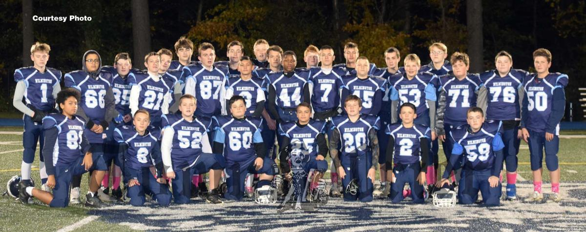 Strong Debut Season For The Wms Football Team Sports