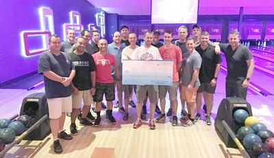 The Wakefield Dads Bowling League