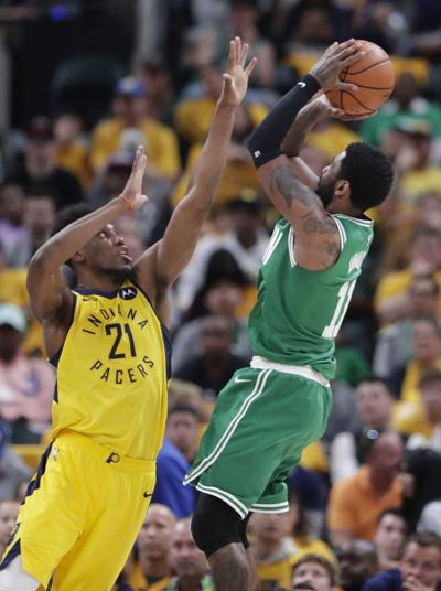 Celtics Pacers Basketball