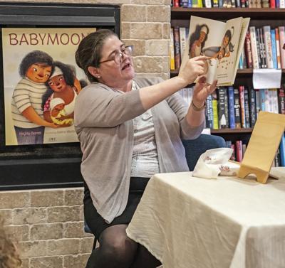 Hayley Barrett publishes childrens book