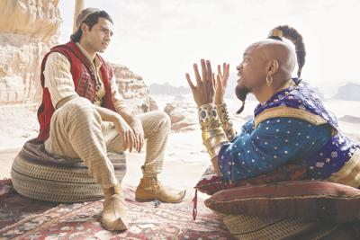 Film Review Aladdin
