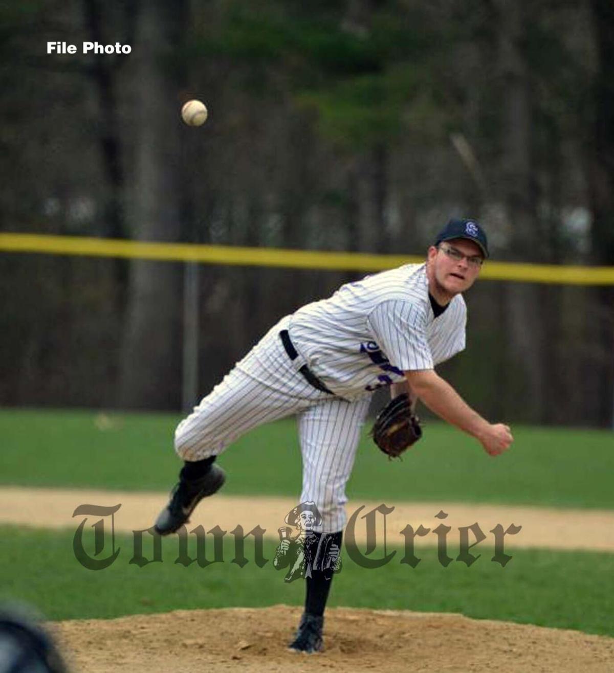 Matt Lucia of the All-Decade Shawsheen Tech Baseball team