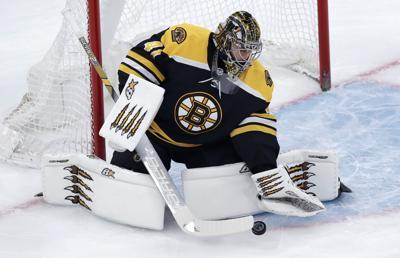 Jets Bruins Hockey
