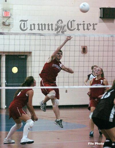 Colin Walsh was a member of the TMHS Girls' Volleyball team in 2006