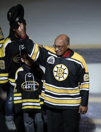 Bruins O'Ree Hockey