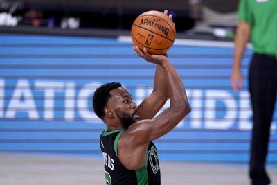 Celtics Raptors Basketball