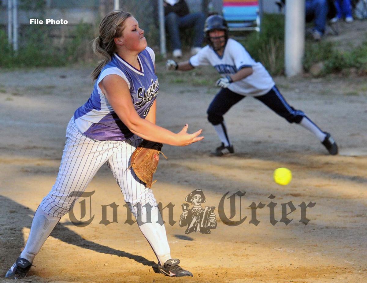 Sara Elwell of the Shawsheen Tech All-Decade Softball team