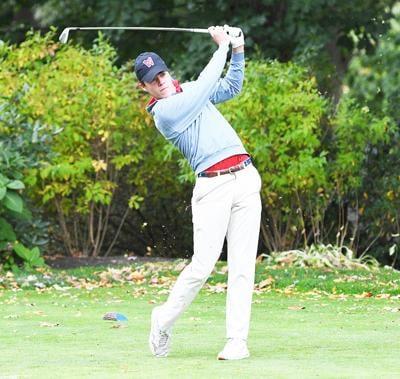 Owen Egan Winchester golf