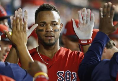 Red Sox Cubs Baseball