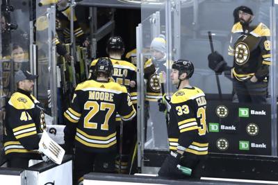 Blue Jackets Bruins Hockey