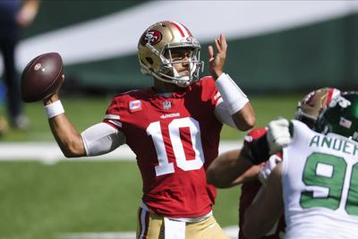 49ers Patriots Preview Football