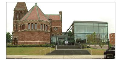 Woburn library