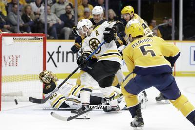 Bruins Predators Hockey