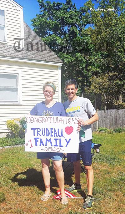 Susannah and Steve Trudeau honored by DCF