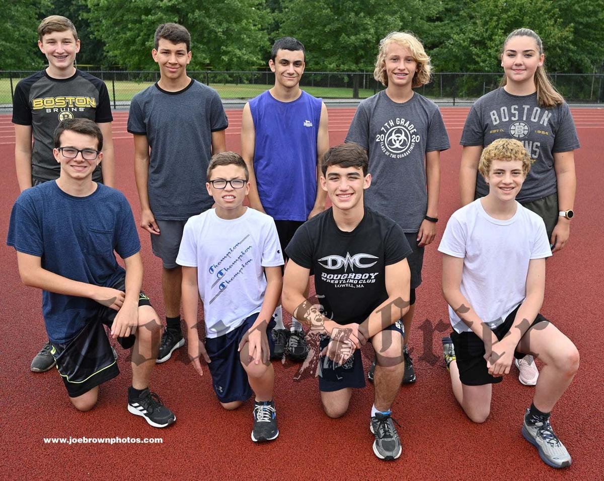 The Shawsheen Tech Boys and Girls Cross-Country teams will include nine combined Tewksbury residents