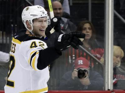 Stanley Cup Backes Hockey