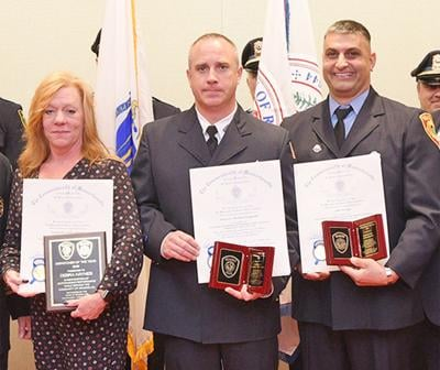 Reading First Responders honored
