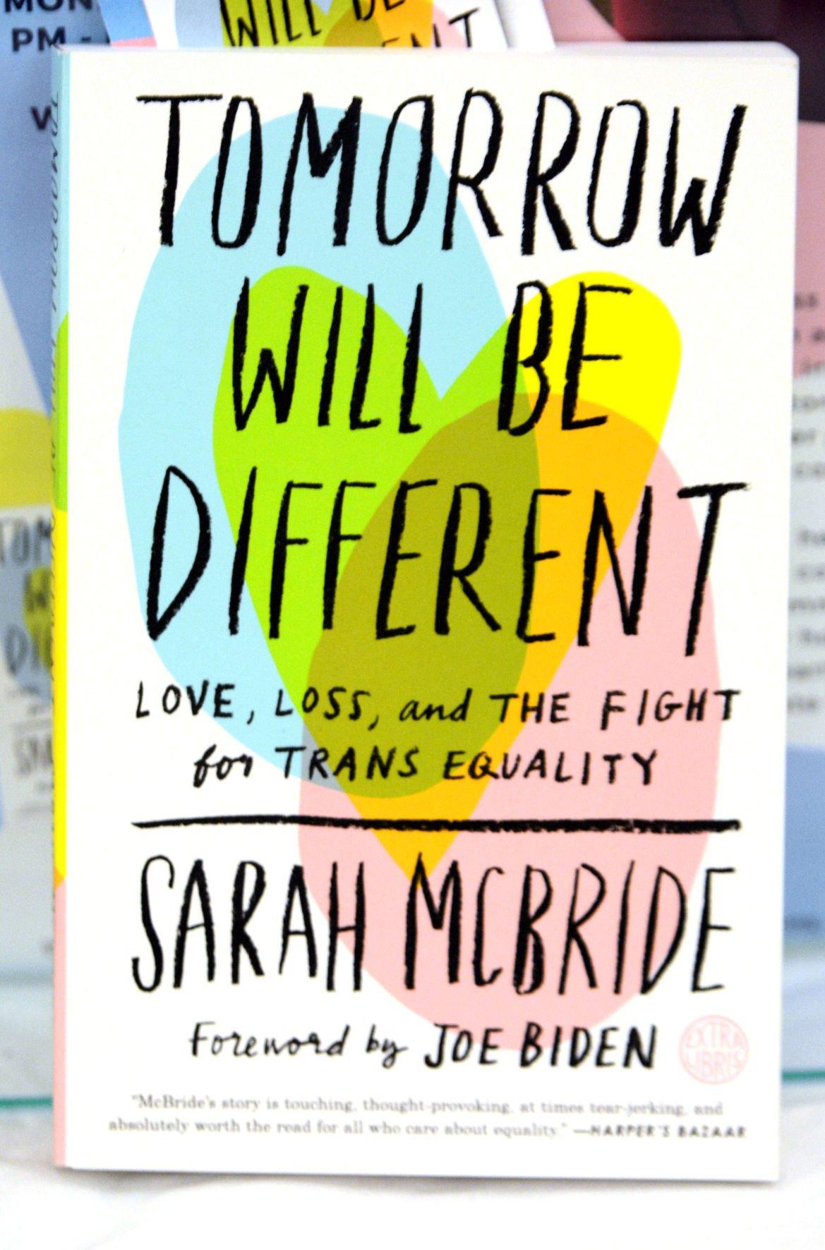 Sarah McBride Book