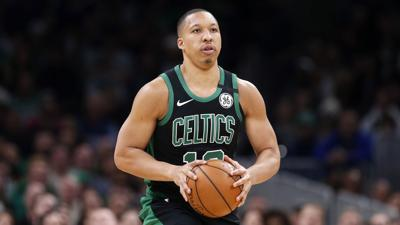 Celtics-Williams Basketball