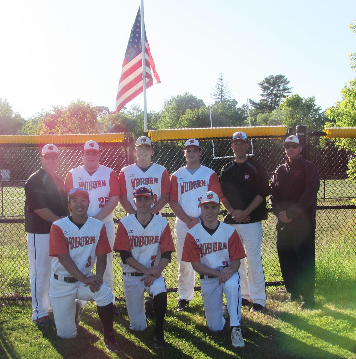 Woburn coaches, captains