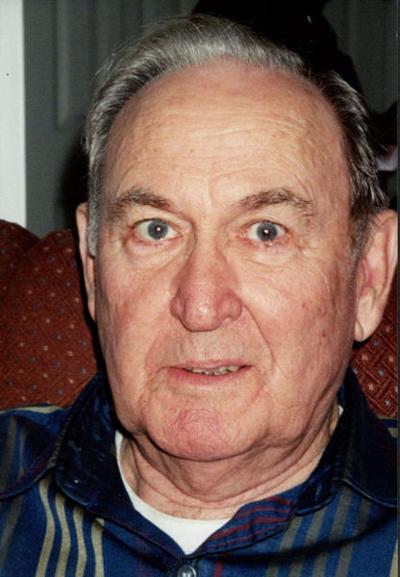 """Howard Dale """"Buck"""" Green"""